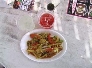 鎌倉 海の家 タイ料理