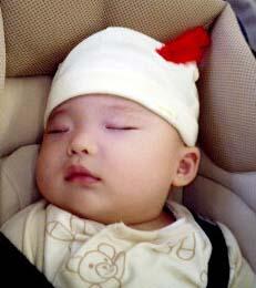 赤ちゃん 赤い羽根募金