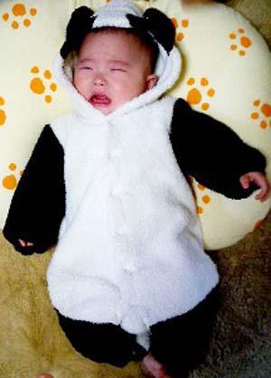 赤ちゃん パンダ
